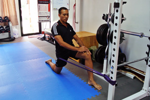Hip Flexor Stretch 1