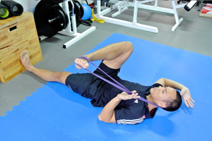 Piriformis Stretch 2